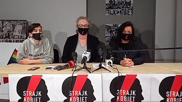 Briefing Strajku Kobiet