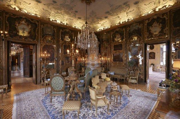 Scenografia pokazu Chanel Paris-Salzburg