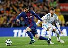 Barcelona - Real. Sergio Ramos: Leo Messi wywierał presję na arbitrze