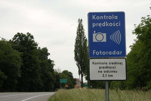 Zdjęcie numer 0 w galerii - Rusza odcinkowy pomiar prędkości. Zobacz, gdzie uważać [MAPY]