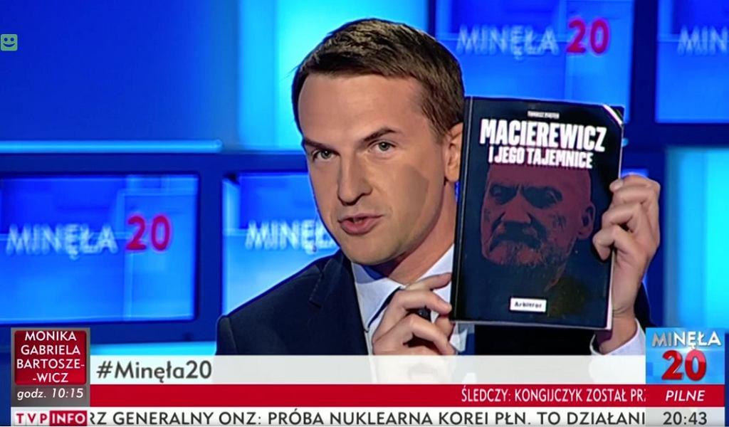 Adam Szłapka w TVP Info