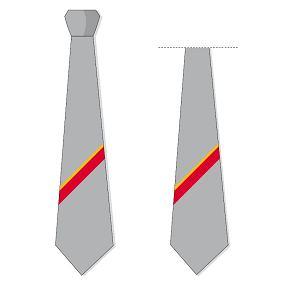 Takie krawaty powinni nosić warszawscy urzędnicy