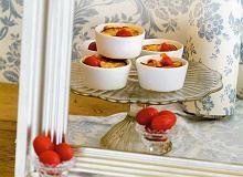Zapiekanki z pomidorkami cherry - ugotuj
