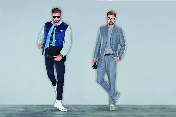 Trendy na jesień 2013, moda męska
