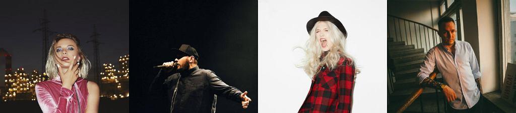 Natalia Nykiel, O.S.T.R., Daria Zawiałow i Ten Typ Mes wystąpią w czerwcu w ramach H&M Music. / materiały prasowe