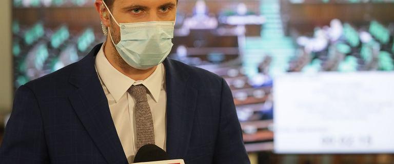 Pracownik TVP z zakazem wstępu do Sejmu? Wicemarszałek złożył wniosek