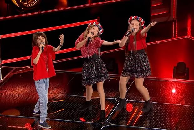 Klęba, Walicka, Tylek - 'Piechotą do lata' - Bitwy - The Voice Kids Poland 2