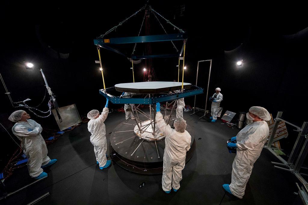 Osłona termalna Parker Solar Probe