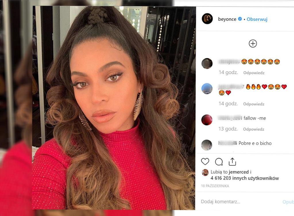 Beyonce drażnią pytania o ciążę