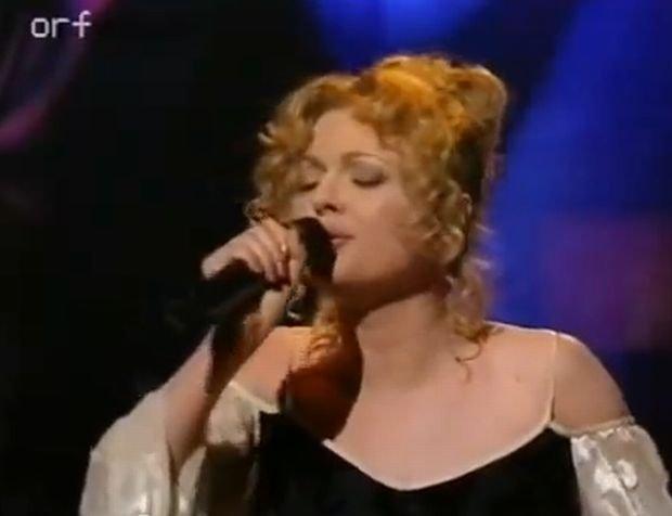 Anna Maria Jopek na Eurowizji 1997