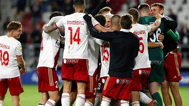 Puchar Polski. ŁKS - Cracovia