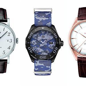 5 zegarkowych propozycji 'Logo': szwajcarskie automatyczne
