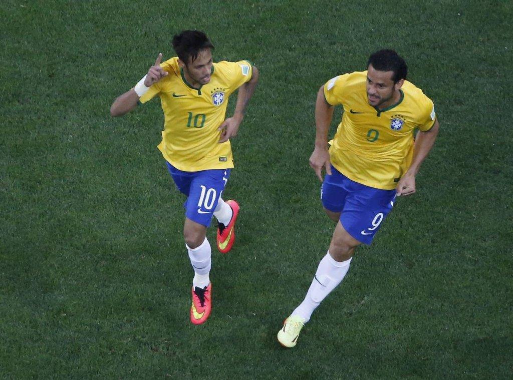 Neymar i Fred