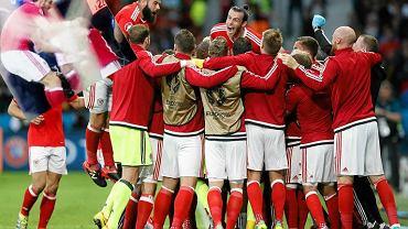 Gareth Bale cieszy się wraz z córeczką