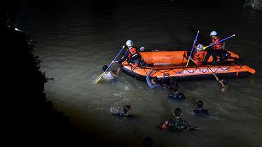 Indonezja. 11 dzieci utonęło w rzece.