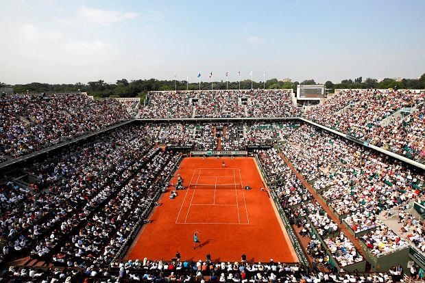 Polski tenisista jednym z faworytów Rolanda Garrosa