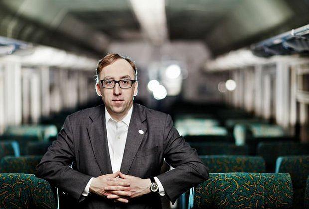 Jakub Karnowski, prezes Grupy PKP SA