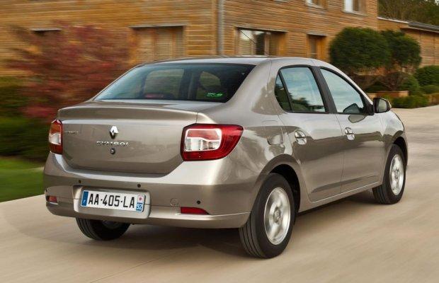 Renault Symbol (Logan II)