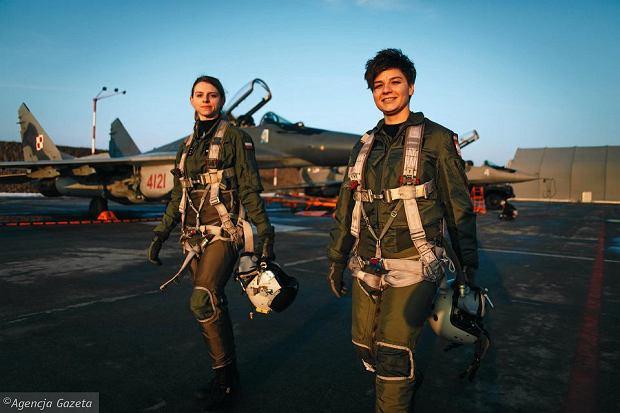Katarzyna Rychter-Madowicz i Katarzyna Tomiak-Siemieniewicz (Fot. Agencja Gazeta)