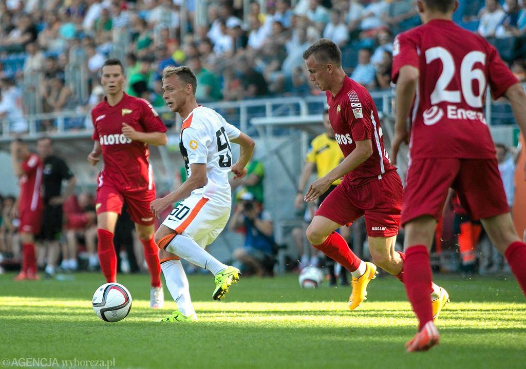 Lotto Cup. Lechia Gdańsk - Szachtar Doniec 0:0, 15:14 w karnych