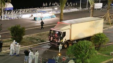 Atak w Nicei