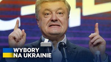 Wybory na Ukrainie. Petro Poroszenko