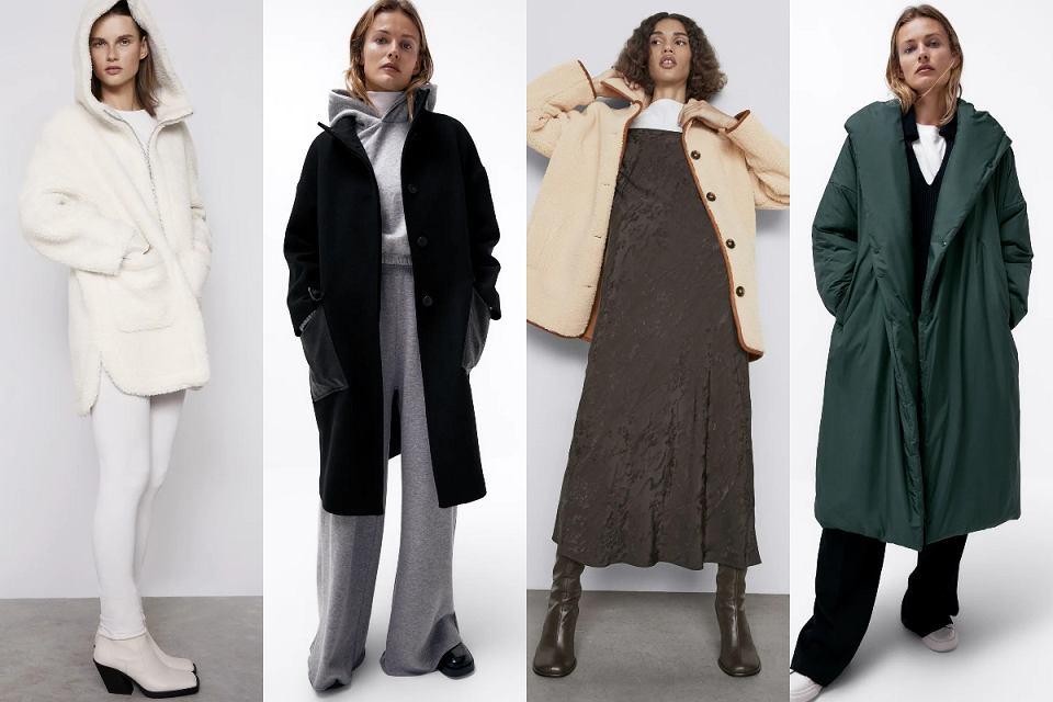 Zara wyprzedaż płaszcze