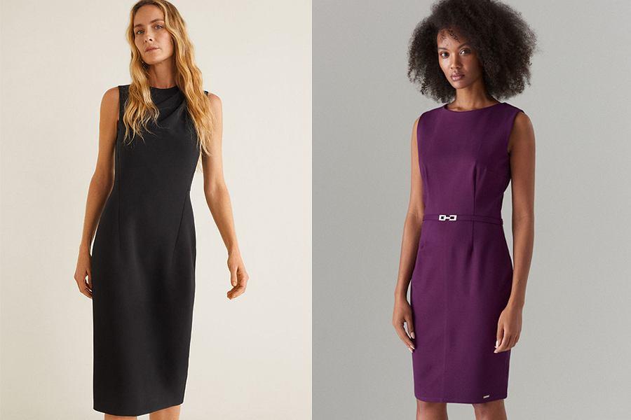 2a60442280 Trzy najlepsze fasony sukienek dla dojrzałych kobiet