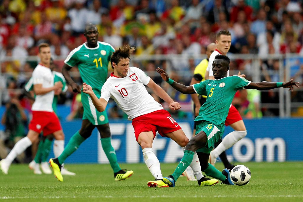 4bd981c7c Mundial 2018. Polska - Senegal 1:2. Kiedy mecze Polska - Kolumbia i Polska  - Japonia?