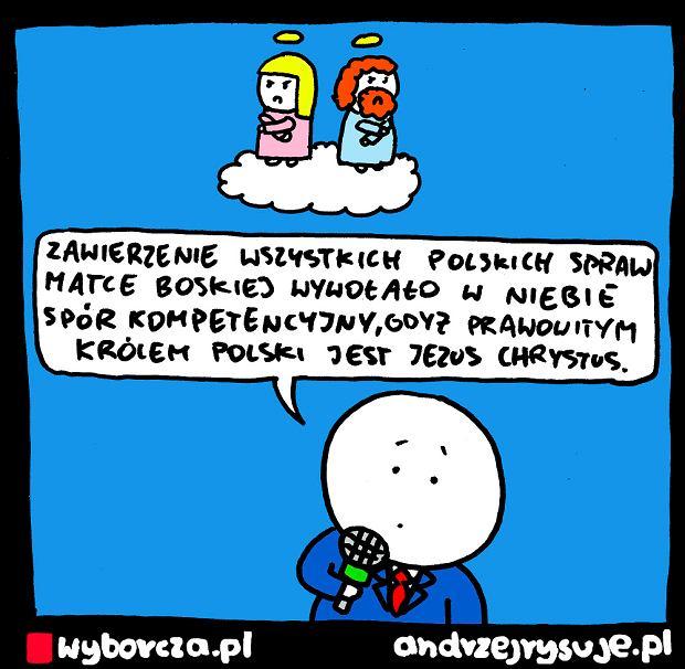 Andrzej Rysuje | ZAWIERZENIE - Andrzej Rysuje | 3.02.2020 -