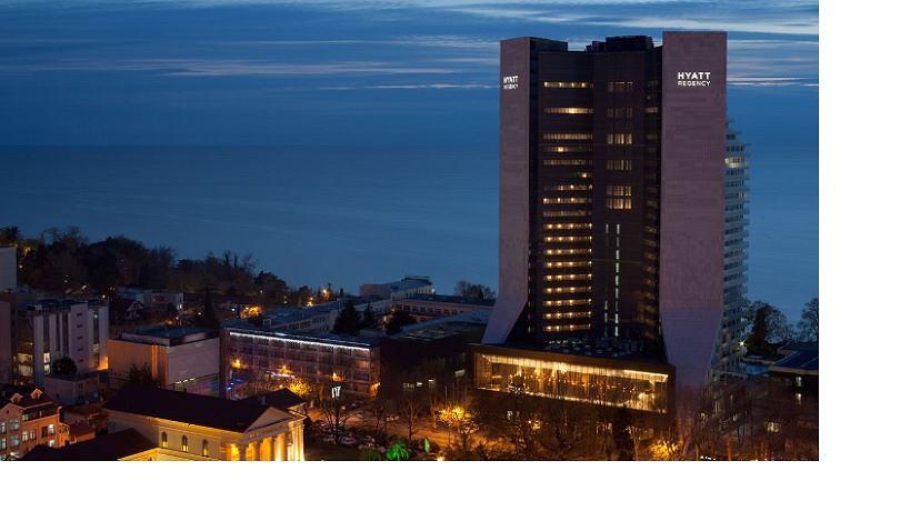Hotel Hyatt w Soczi
