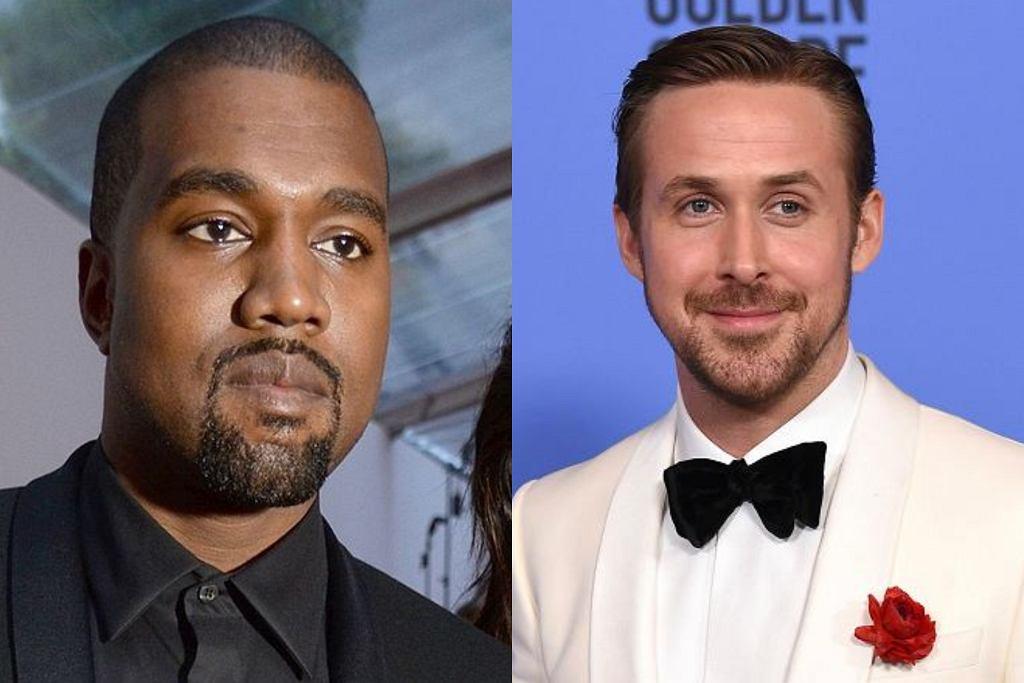 Kanye West i Ryan Gosling