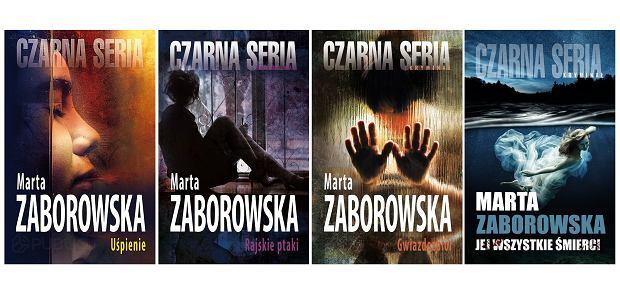 Kryminały Marty Zaborowskiej