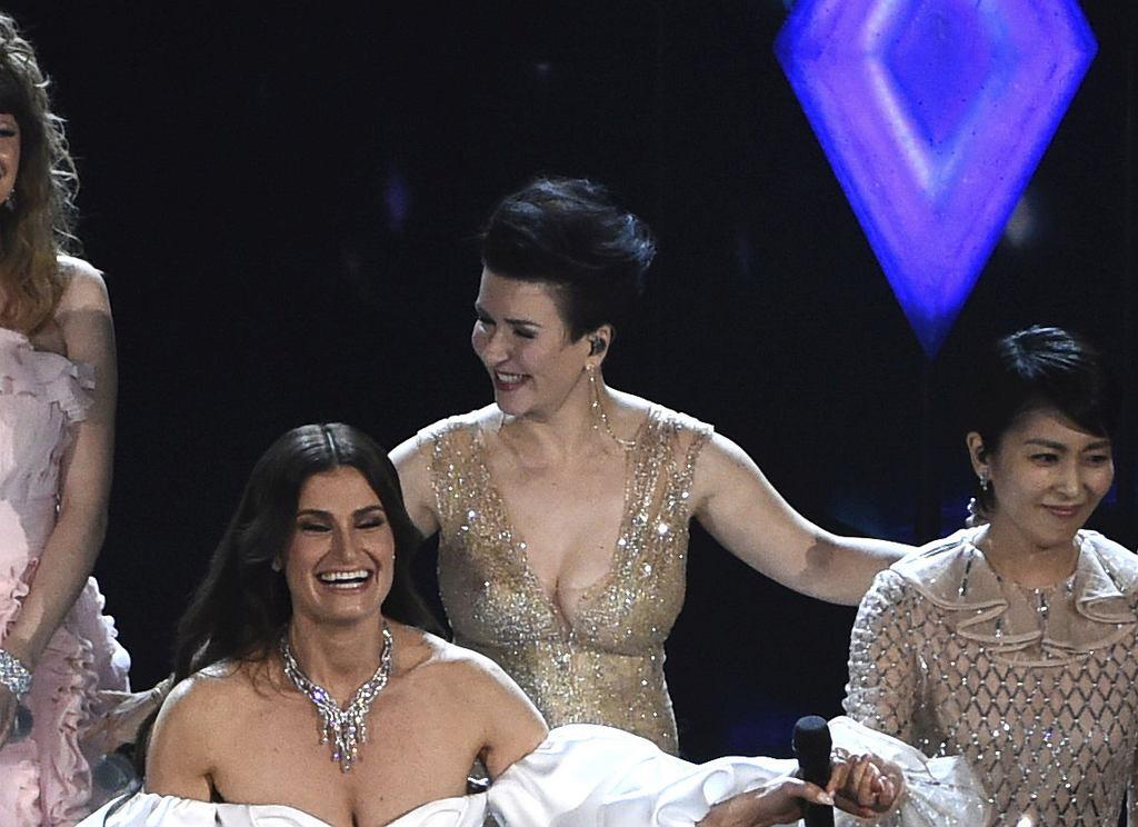 Oscary 2020 - Katarzyna Łaska