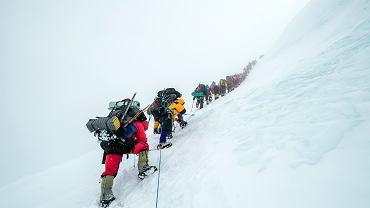Wbrew obiegowej opinii wejście na Mount Everestu to nie jest wcale prostym zadaniem