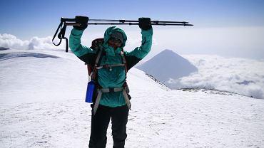 """Ararat """"Marzenia nie mają ani wieku, ani płci i nigdy nie jest za późno, aby o nie zawalczyć. Ważne tylko, aby wchodzić głową, nie nogami"""" / fot. Sandra Bednarczyk"""