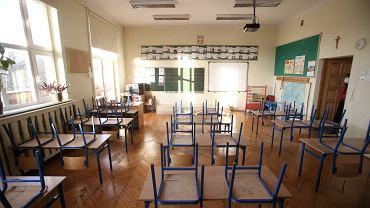 Kiedy pozostali uczniowie wrócą do szkół? (zdjęcie ilustracyjne)