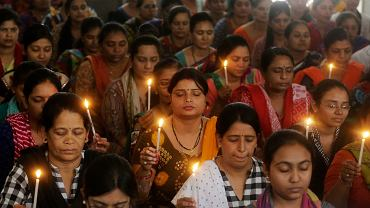 India Sri Lanks Church Blasts