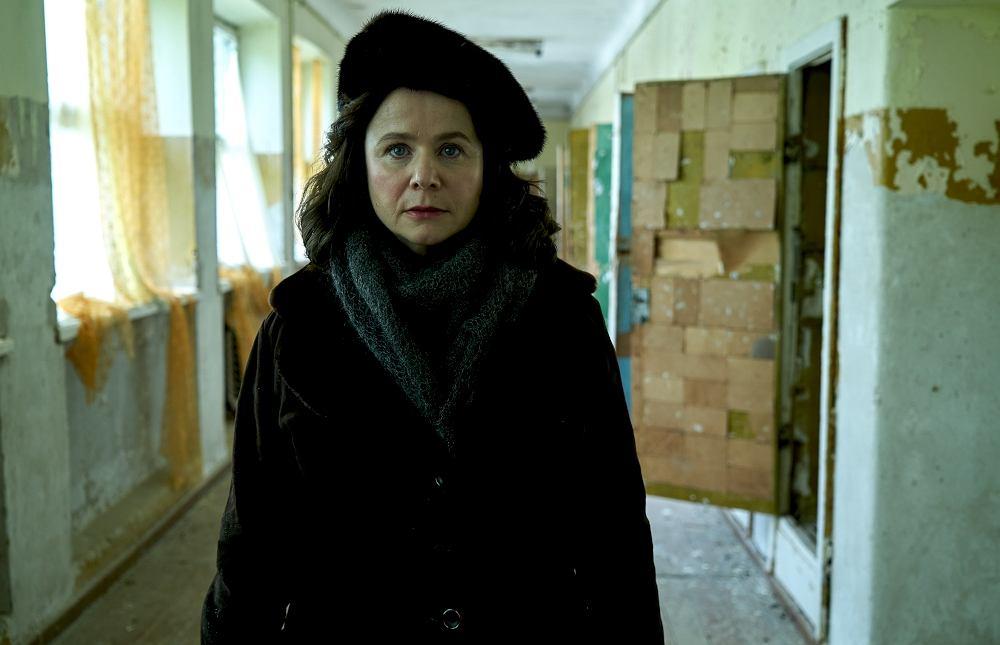 Czarnobyl - Emily Watson jako Ulana Khomyuk