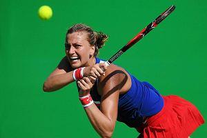 Tenis. Petra Kvitova zaatakowana w swoim domu