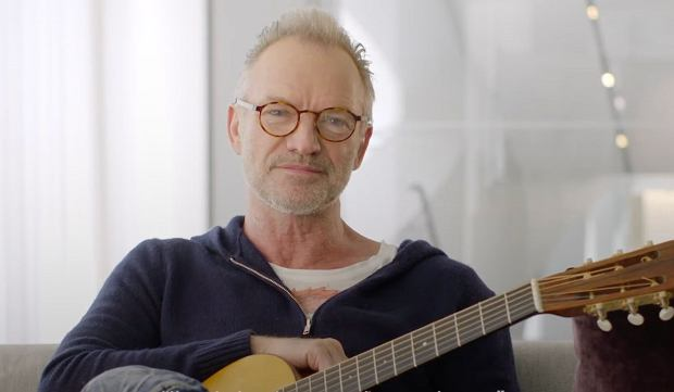 Sting: (Sittin' On) The Dock of the Bay | Alzheimer's Association