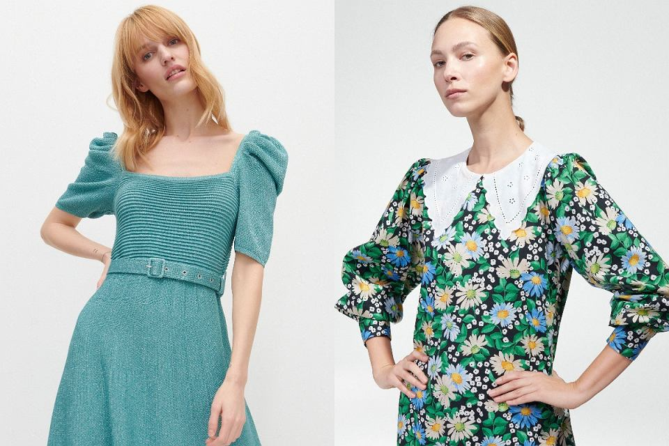 Wiosenne sukienki do pracy