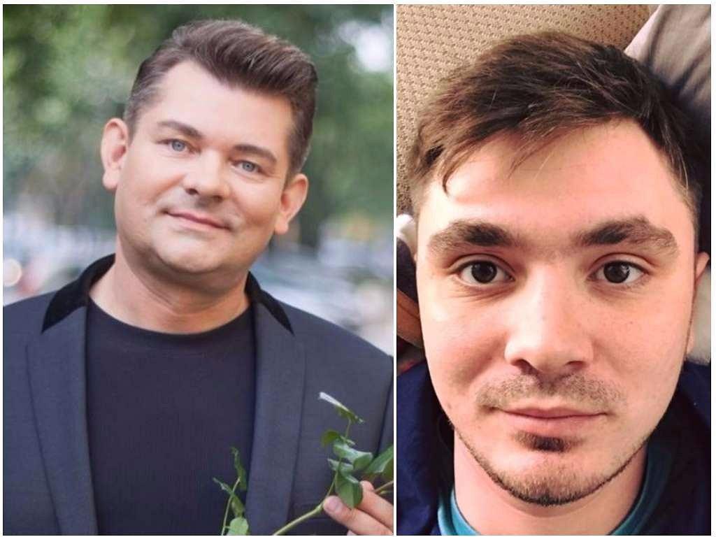 Zenek Martyniuk i jego syn, Daniel Martyniuk