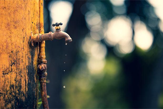 Ilość wody na Ziemi jest stała.