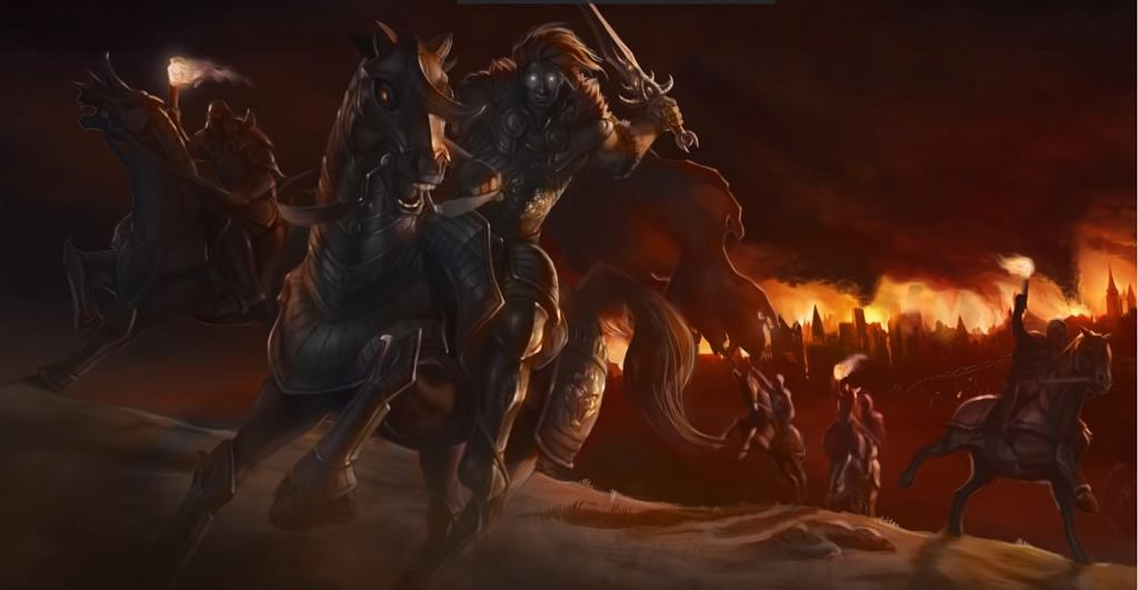 Kadr z zapowiedzi gry 'Age of Wonders III'