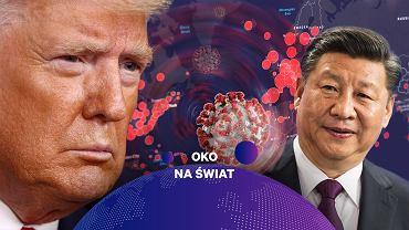 Koronawirus uderza na świecie, Chiny spieszą z pomocą. W co gra Xi Jinping?