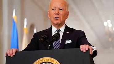 Joe Biden: Do maja wszyscy dorośli powinni kwalifikować się do szczepionki