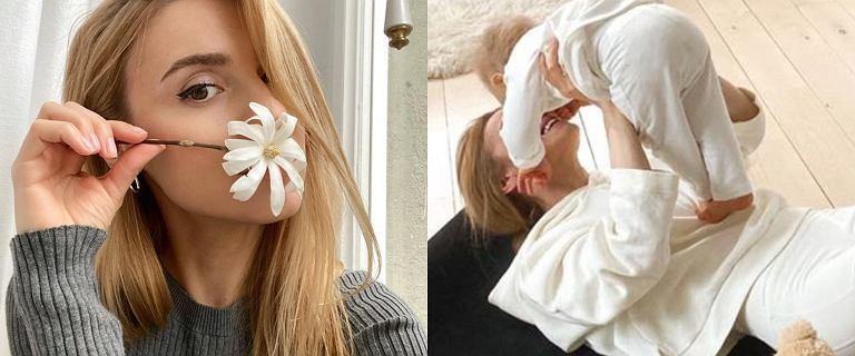 Fani martwią się, czy dziecko nie wyrywa Kasi Tusk włosów. Odpowiada