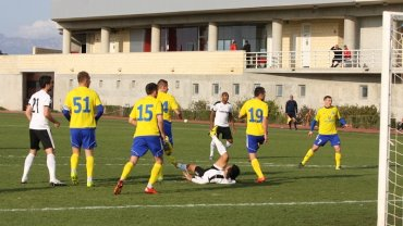Sparing na Cyprze. Ruch Chorzów - Astra Giurgiu 0:0