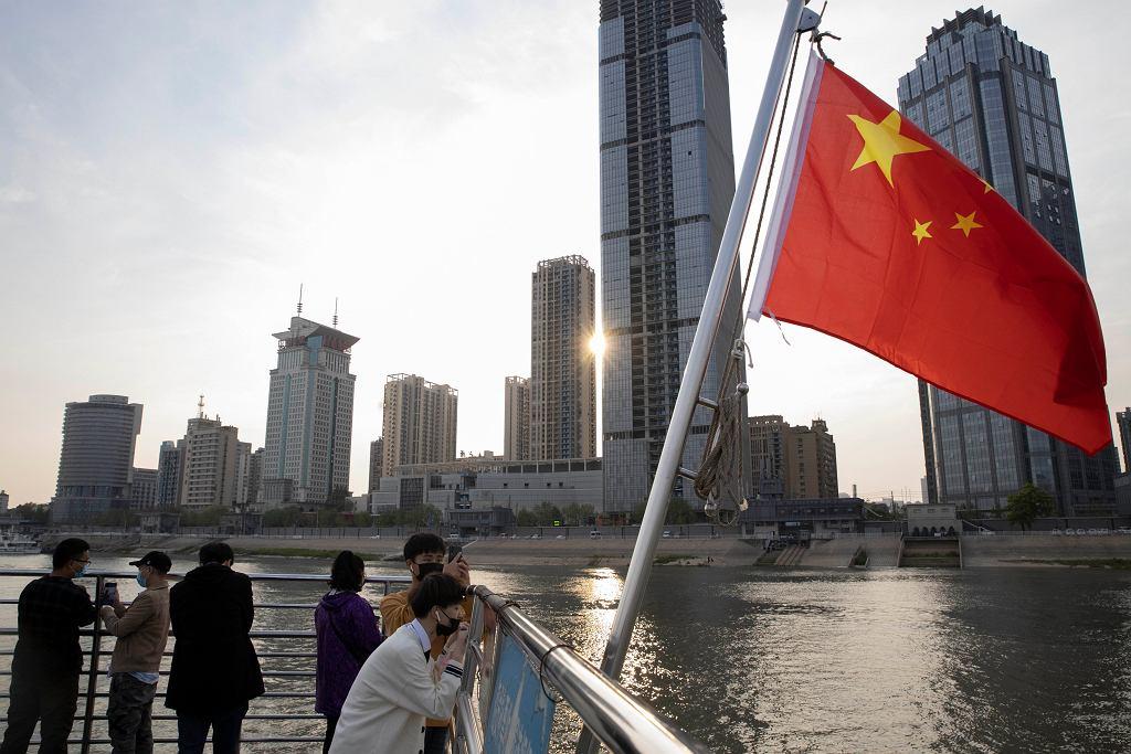 8 kwietnia Wuhan otworzyło granice miasta